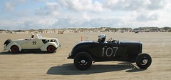 22 und 107 (hmboo Electrician and Adventurer) Tags: römö danmark dänemark beach rømø strand rennen motorfestival
