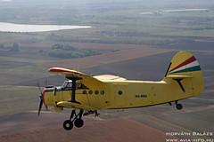 2018-09-08 Szatymaz IMG_5518_ HA-MBJ (horvath.balazs1980) Tags: antonov an2 ancsa colt kétfedelű biplane szatymaz lhst ha hambj repülőnap airshow