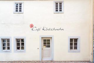 Café Klatschmohn Lutherstadt Wittenberg