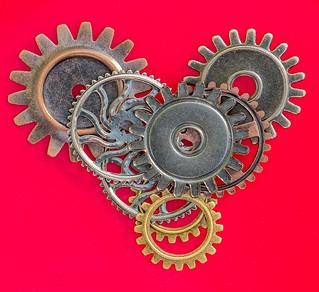 Macro Mondays-Cogwheel