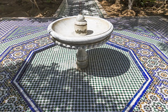 2018-4706 (storvandre) Tags: morocco marocco africa trip storvandre marrakech historic history casbah ksar bahia kasbah palace mosaic art