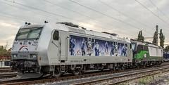 06_2018_09_15_Wanne_Eickel_Üwf_0185540_TXLA_6193_725_ELOC_TXL (ruhrpott.sprinter) Tags: ruhrpott sprinter deutschland germany allmangne nrw ruhrgebiet gelsenkirchen lokomotive locomotives eisenbahn railroad rail zug train reisezug passenger güter cargo freight fret herne wanne eickel wanneeickel üwf atlu eloc 6185 6193 txla txl txlogistik ell vectron siemens bombadier oma liesel omaliesel ec kassel huskies schienen outdoor logo natur werbung