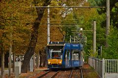 Siemens Combino #102 VBN Nordhausen (3x105Na) Tags: siemens combino 102 vbn nordhausen strassenbahn strasenbahn tram tramwaj deutschland germany niemcy