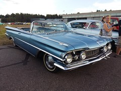 Oldsmobile 98 Convertible (rm fin) Tags: 1959 oldsmobile 98 convertible v8 car