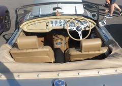 Daimler SP250 (1963) (andreboeni) Tags: dashboard fascia cockpit interior daimler sp250 v8 sports roadster dart classic car automobile cars automobiles voitures autos automobili classique voiture rétro retro auto oldtimer klassik classica classico