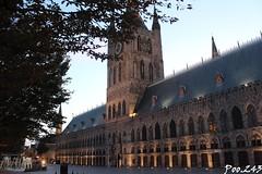 Halle aux Draps (Poo.243) Tags: ypres belgium leper ieper belgique flandres flanders halle draps wwi ville city premiere guerre mondiale erste erster ersten weltkrieg first world war one 1