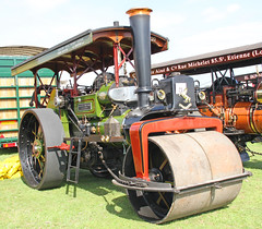 Aveling & Porter Steam Roller (SR Photos Torksey) Tags: steam transport traction engine rally lincolnshire vehicle vintage classic 2018 aveling porter roller