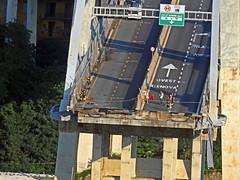 18082121226morandi (coundown) Tags: genova crollo ponte morandi pontemorandi catastrofe bridge stralli impalcato piloni vvf autostrada