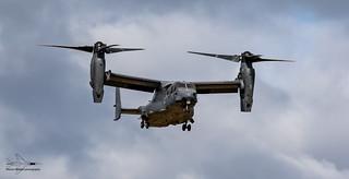 USAFE Bell Boeing CV-22B Osprey