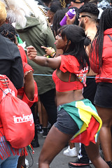 DSC_7817 (photographer695) Tags: notting hill caribbean carnival london exotic colourful costume girls dancing showgirl performers aug 27 2018 stunning ladies
