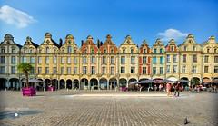 Place des Héros - Arras (Fernand Goncalves Photographie) Tags: x1d fotodiox afs24mmf14ged placedeshéros arras