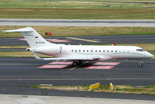 RA-67241 Tulpar Air Bombardier Global 6000 (BD-700-1A10)