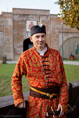 Zrínyi Ünnep Szigetvár 2018-09-08 (8) (neonzu1) Tags: zrínyiünnepszigetvár20180908 szigetvár town festival people historicalreenactment costume