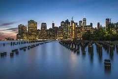 My Manhattan skyline, di Luca Tambella - 1a classificata (Diaframma zero) Tags: giugno2018 newyork statiuniti usa