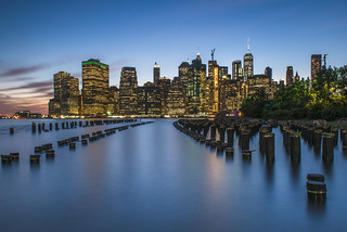 My Manhattan skyline, di Luca Tambella - 1a classificata