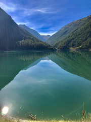 Verso Alpisella (quanuaua) Tags: ifttt 500px livignosee lagodilivigno alpisella settembre livigno italy landscape mirror lake view mountain peaceful placid tranquil