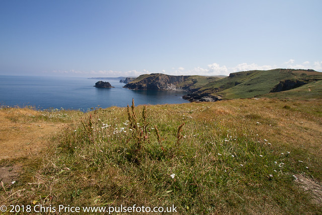 Barras Nose, Tintagel, Cornwall