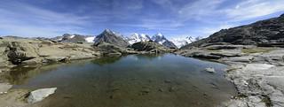 Fuorcula Surlej, Engadin, Switzerland