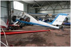 SP-AFM PZL 104 Wilga 35A (SPRedSteve) Tags: spafm pzl 104 wilga 35a 35 radom piastow poland aircraft relic