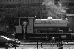 Bristol 15 September 2018 024 (paul_appleyard) Tags: bristol september 2018 black white steam harbour railway iwd 34 portbury
