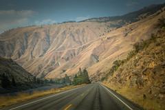Straight To The Mountain (BP3811) Tags: 2018 august grangeville hellscanyon idaho mountains