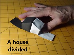 A house divided (firstfold creative origami) Tags: abraham lincoln origami box