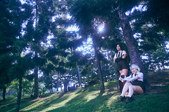 Houseki no Kuni: Yasuragi (bdrc) Tags: a7iii fullframe cosplay koyuki lum kuroda yue putrajaya saujana hijau park garden outdoor naturallight people girl portrait malaysia houseki no kuni land oflustrous bort diamond olympus zuiko 24mm f28 wideangle manual prime legacy sony sonyalpha sonyimages sonyuniverse asdgraphy malaysiaphotographer mirrorless