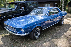 1968 Ford Mustang 289 (The Adventurous Eye) Tags: 1968 ford mustang 289 hradeckáv8