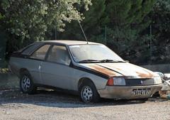 Renault Fuego GTS (Spottedlaurel) Tags: renault fuego