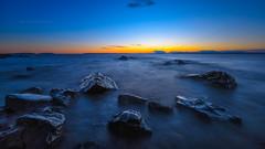 Kivikari sunset (M.T.L Photography) Tags: storm night mtlphotography mikkoleinonencom nikond810