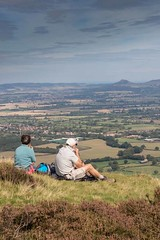 Enjoying the view (digiphill) Tags: 2018 autumn clevelandhills clevelandway lordstones northyorkmoors northyorkshire september beautifulearth nationalpark
