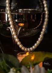 Centerpiece (Rainfire Photography) Tags: centerpiece wedding candle macro beads nikon d7200