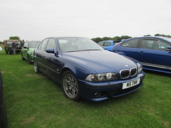 BMW M5 M6TNN (Andrew 2.8i) Tags: haynes motor museum breakfast meet sparkford yeovil somerset show classic classics cars car autos german saloon sedan e39 mpower m5 bmw