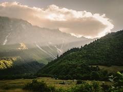 Morning (Valentin_Efimov) Tags: mountain mountains mountainside hill hills hillside morning sky sunrise cloud landscape landscapes nature