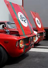 ALFA ROMEO Giulia Sprint GTA 1965 (Y7Photograφ) Tags: alfa romeo giulia sprint gta 1965 castellet paul ricard httt 10000 tours nikon racing motorsport endurance