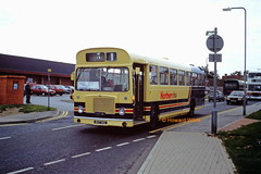 Northern, Anston RHT 141G (SelmerOrSelnec) Tags: northern anston bristol re ecw rht141g dinnington runningday bristolomnibus bus