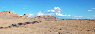 Nearing Solitude, Utah
