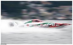 Xcat Race Lugano (Reto Previtali) Tags: speed rennbot xcat racing lugano see schnellbot digital nikon schweiz tessin flickr meer wellen tamron 70300 d7000 sport world europa rennen rennsport botrennen geld panning mitzieher powerboat dubai wasser water