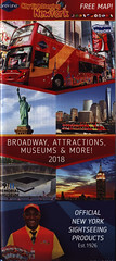 Gray Line City Sightseeing New York - Broadway, Attractions, Museums & More! 2018_1, USA (World Travel Library - The Collection) Tags: newyork grayline 2018 travelbrochurefrontcover frontcover usa america unitedstates northamerica world travel library center worldtravellib collection holidays tourism trip vacation brochures brochure papers prospekt catalogue katalog photos photo photography picture image collectible collectors sammlung recueil collezione assortimento colección ads online gallery galeria touristik touristische broschyr esite catálogo folheto folleto брошюра broşür documents dokument