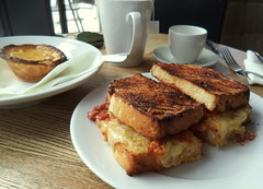 Cheese and Bacon Toastie lunch (Tony Worrall) Tags: add tag ©2018tonyworrall images photos photograff things uk england food foodie grub eat eaten taste tasty cook cooked iatethis foodporn foodpictures picturesoffood dish dishes menu plate plated made ingrediants nice flavour foodophile x yummy make tasted meal nutritional freshtaste foodstuff cuisine nourishment nutriments provisions ration refreshment store sustenance fare foodstuffs meals snacks bites chow cookery diet eatable forsale stock buy image foodphotography buynow sale sell cheese bacon toastie lunch bread butty