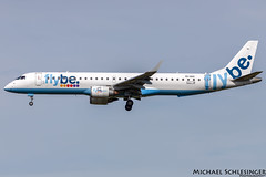 EI-GGC - Embraer ERJ-195LR (ERJ-190-200 LR) - Flybe (MikeSierraPhotography) Tags: air airlines airport cgn cgneddk cologne country deutschland erj195 embraer flughafen flugzeug flybe germany köln manufacturer plane spotting town