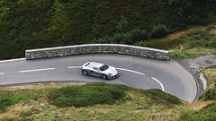 Carrera GT (Mattia Manzini Photography) Tags: porsche carrera gt carreragt supercar supercars cars car carspotting nikon d750 v10 grey automotive automobili auto automobile switzerland andermatt oberalppass soc supercarownerscircle nature