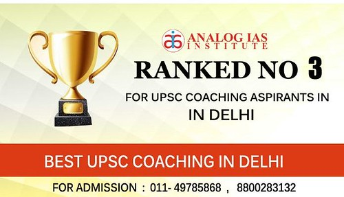 Top 10 IAS coaching Center in New Delhi