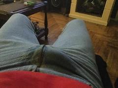 Boner, before to work (Ray Vald s) Tags: gay hot cum jeansbulge bulto bulge boner