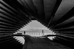 CCL02670 (Callum C. Laird) Tags: va dundee victoria albert museum architecture scotland tayside foggy contrast kengo kuma architect design city discovery