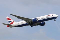 G-VIIP - LGW (B747GAL) Tags: british airways boeing b777236er lgw gatwick egkk gviip