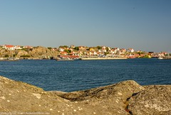 Vacation day wide Styrsö Sweden. Now, we wait on that the ship will do Gothenburg again (Photo Marre Backman) Tags: gothenburg sweden sea
