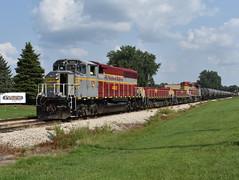 The Iowa Northern (Robby Gragg) Tags: ianr gp402lw 4003 waterloo