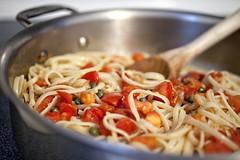 Macarrão Caper De Tomate (meumoda) Tags: caper macarr tomate