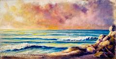 Colours of Nature---Alberto Asta (Francesco Impellizzeri) Tags: alberto asta painting trapani sicilia italy landscape